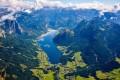 Gutschein Edelweiß-Scenic-Flight - Rundflug Flug ca. 60 Minuten