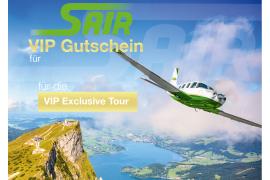 Gutschein VIP Exclusiv Tour