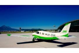 Sonderflug 90 Jahre Flughafen Salzburg 15 min.